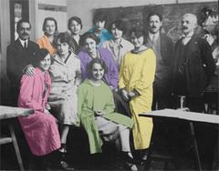 FEMMES artistes en Bretagne (1850-1950)   Le BONHEUR comme indice d'épanouissement social et économique.   Scoop.it