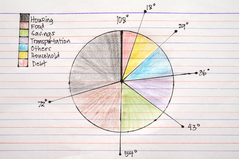How to Make a Pie Chart | Developing an Essential Skill:  Graphing | Scoop.it