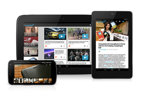 Engadget 2.0 for Android is here! | nngz.blogspot.com | Scoop.it