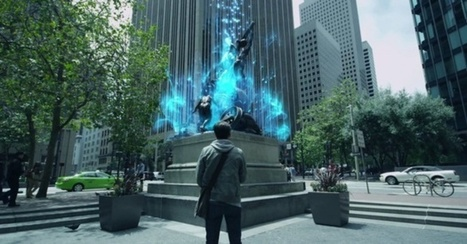 Google lance son jeu Ingress sur iPhone | Homo Numericus Bis | Scoop.it