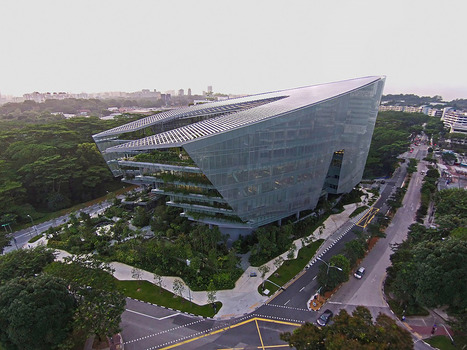 Sandcrawler / Andrew Bromberg of Aedas - Plataforma Arquitectura | retail and design | Scoop.it