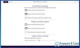 StepsToReproduce : un logiciel gratuit pour automatiser les captures d'écran ~ Freewares & Tutos | Logiciels et monde informatique | Scoop.it