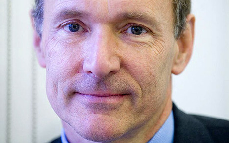Tim Berners-Lee defends net neutrality - Telegraph   Occupy Your Voice! Mulit-Media News and Net Neutrality Too   Scoop.it