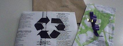 Una curiosa e imitable forma de reciclar papales   Noticias de ecologia y medio ambiente   Mi mundo verde   Scoop.it