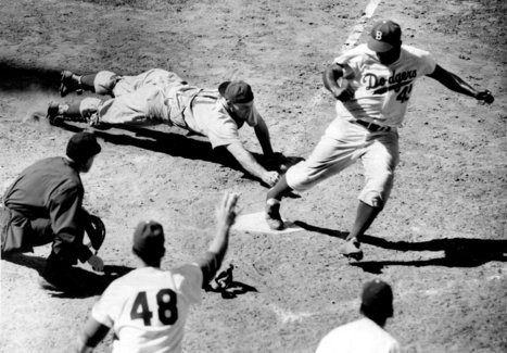 Ebbets Field's 100th Birthday: Brooklyn Dodgers' Home Is Gone, But Memories Endure | Winning The Internet | Scoop.it