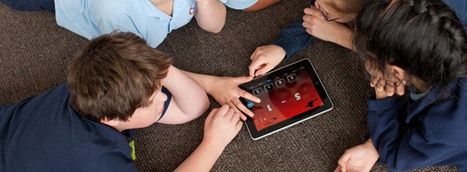 iPads for Learning | Nuts and Bolts | iPads for the Bribie Cluster | Scoop.it