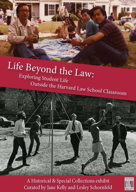Home - Life Beyond the Law - Research Guides at Harvard Library | Library Collaboration | Scoop.it