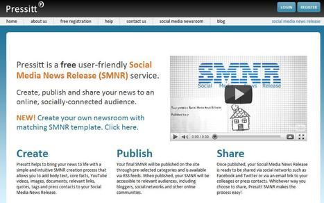 Pressitt | Social media kitbag | Scoop.it