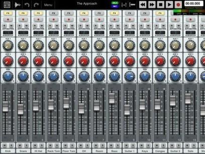 Auria | iPad music apps | Scoop.it