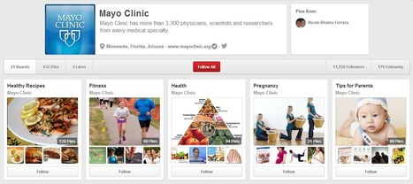 Healthcare's Pinterest Strategy | Cloud Computing and Social Media in Healthcare | Scoop.it