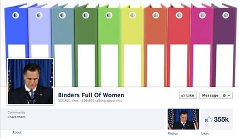 The Significance of a Social Media Revolt: How Binders Full of Women Exploded - Techipedia   Tamar Weinberg   Social Animals   Scoop.it