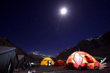 Persistent power available in Mt. Qomolangma base camp   tibte travel   Scoop.it