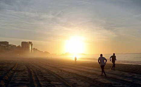 Exposure to morning light, by itself, can help reduce body fat. | Holistic Health News | Scoop.it