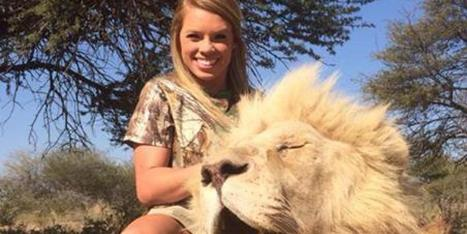 Meet The #shitty Texas Cheerleader Who Hunts Exotic Animals | Nature Animals humankind | Scoop.it