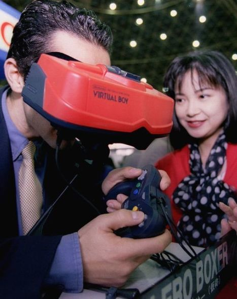 Not only, but Facebook has a lesson to learn from Nintendo's massive 1990s virtual reality failure | Pervasive Entertainment Times | Scoop.it