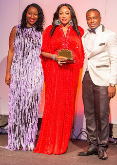 Ọmọ Oódua - Art & Culture: Congrats: Fifi Ejindu Bags African Arts & Fashion Lifetime Award by AAA | African Cultural News | Scoop.it