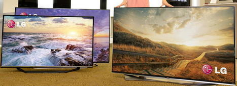 LG Ultra HD 4K LCD TVs at CES 2015: ColorPrime time | Ultra High Definition Television (UHDTV) | Scoop.it