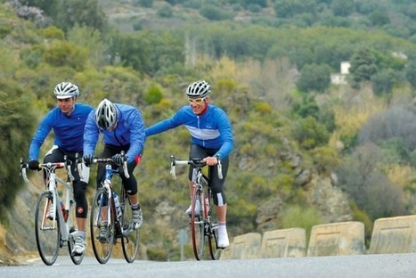 Tips for effective rest and recovery after cycling - Cycling Weekly | Cycling | Scoop.it