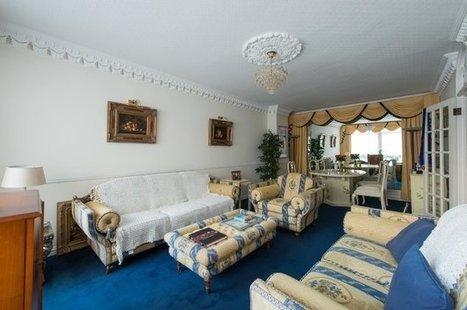 Flat for sale in Nottingham Terrace, Regent's Park, London, NW1 | Sandfords | Regents Park Property | Scoop.it