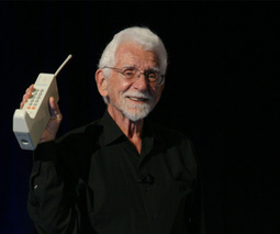 The cellphone is forty years old today | Mobile (Post-PC) in Higher Education | Scoop.it