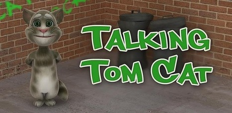 Talking Tom Cat Free - Android Market | Best of Android | Scoop.it
