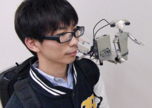 You won't be the life of the party with this shoulder robot - CNET (blog) | The Robot Times | Scoop.it