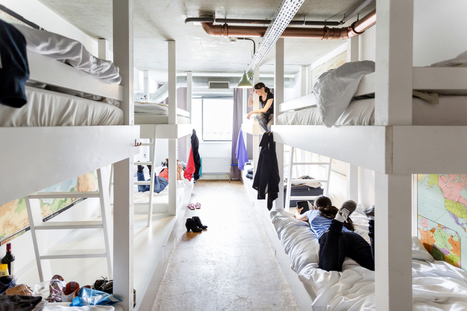 What will the hostel and budget hotel of the future look like? - | HOTELS & TOURISME | Scoop.it