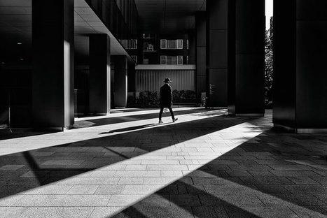 Tokyo Noir – Les photos calmes et minimalistes de Hiroharu Matsumoto | Ca m'interpelle... | Scoop.it