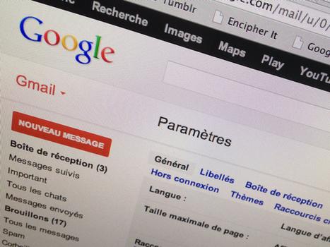 Accélérer Gmail en 5 étapes | Time to Learn | Scoop.it