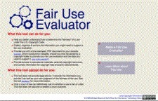 Fair Use Evaluator | K-12 Copyright Resources | Scoop.it