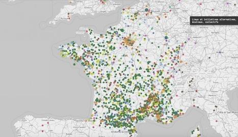 La carte des utopies concrètes pour que les alternatives se rencontrent | activistes du Web | Scoop.it