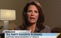 Bachmann Threatens to Leave Minnesota Over Marriage Equality | Political Parties | Scoop.it