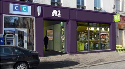 Groupe Auchan : A2Pas se lance à Lille et à Lyon | COURRIER CADRES.COM | REtail | Scoop.it