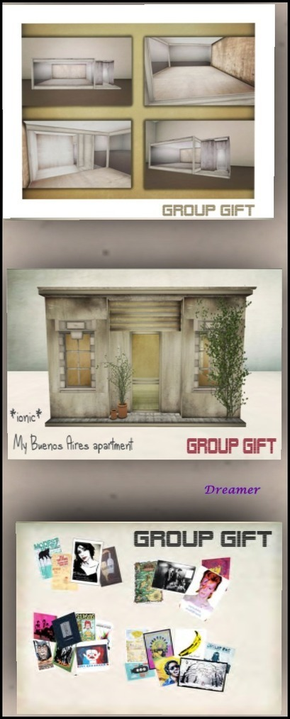 Dreamer's Virtual World: FREE Loft and Apartment | Second Life Findings | Scoop.it