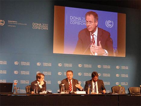 COP18: ambições modestas e comemorações exageradas | Geoflorestas | Scoop.it