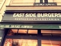 East Side Burgers Paris - The Very First Fast Food Vegetarian in Paris - PARIS 11e | Parisian'East : à table ! Les Restau et les Bars de la communauté urbaine des amoureux de l'Est Parisien. | Scoop.it