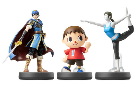 What Nintendo Did Right and Wrong With Its Amiibo Figurines | World of Games | Scoop.it