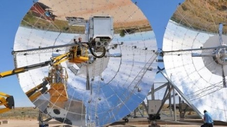 Most efficient solar energy dish in the world uses engine developed in 1816 |  Matthew Humphries | Geek.com | @The Convergence of ICT & Distributed Renewable Energy | Scoop.it