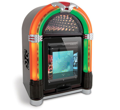 ION Jukebox iPad Speaker Dock » Geeky Gadgets   GOSSIP, NEWS & SPORT!   Scoop.it