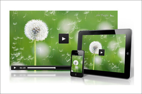 10 Reliable HTML5 Video Players for Websites | Video Breakthroughs | Scoop.it