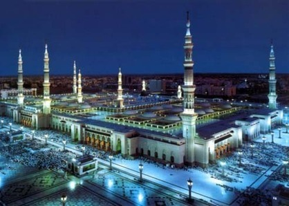 Watch Al Masjid an Nabawi Live Saudi Arabia | Karbala Rohri | Rohri | Scoop.it