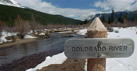 Mountain snows that feed Colorado River look good so far | Fish Habitat | Scoop.it