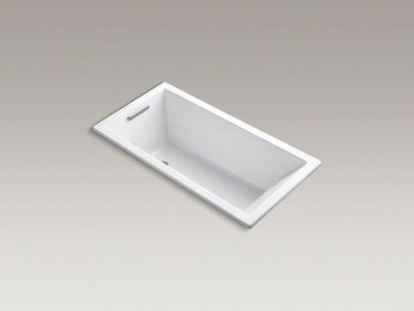 KOHLER | K-1121 | Underscore 5-Foot Drop-In/Under-Mount Bath | Personal | Scoop.it