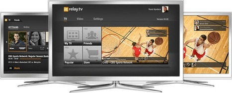 RelayTV Makes Social TV Even More Social - Lost Remote | Automatic Content recognition | Scoop.it