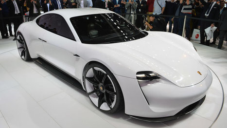 Porsche needs more people for Mission E | CLOVER ENTERPRISES ''THE ENTERTAINMENT OF CHOICE'' | Scoop.it