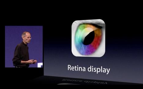O que é Retina Display? - Oficina da Net | Google Glass | Scoop.it