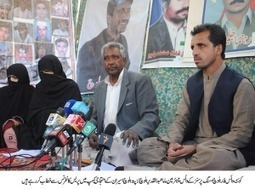 Voice of Baloch Missing Persons (VBMP) Vice President Mama Qadir Baloch said on Monday that he had received threats from secret agencies. | Human Rights and the Will to be free | Scoop.it