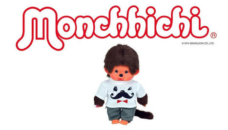 Le jouet Monchhichi va bientôt avoir sa série tv - Le zapping du PAF | Ouido-Productions | Scoop.it
