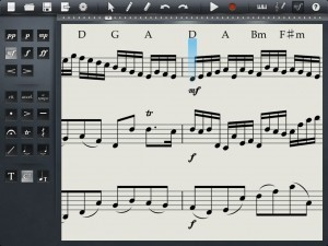 Never Lose A Musical Composition Again, Save It To Your iPad -- AppAdvice | Digital Recording | Scoop.it