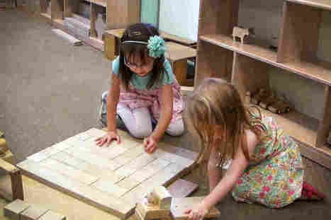 Q&A: Blocks, Play, Screen Time And The Infant Mind | What Young Children Really Need | Scoop.it